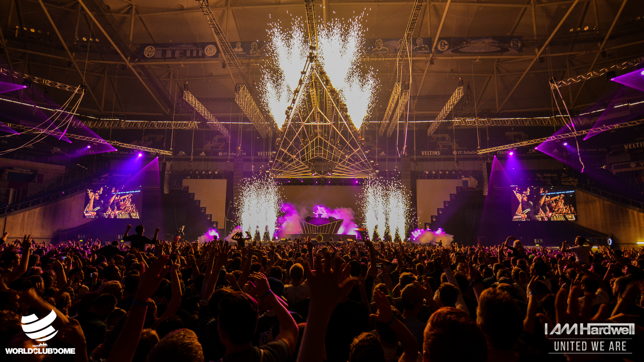 BigCityBeats kündigt erste Acts für den WORLD CLUB DOME 2016 an