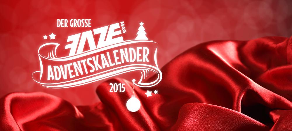 Die große FAZEmag Weihnachtsverlosung 2015