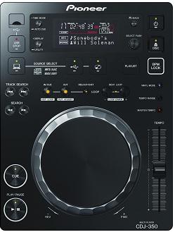 Was kostet aktuell ein professioneller Club-DJ Multimediaplayer à la Pioneer CDJ-350