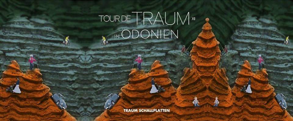"""""""Tour de Traum"""" jetzt auch als Event – Premiere im Odonien"""