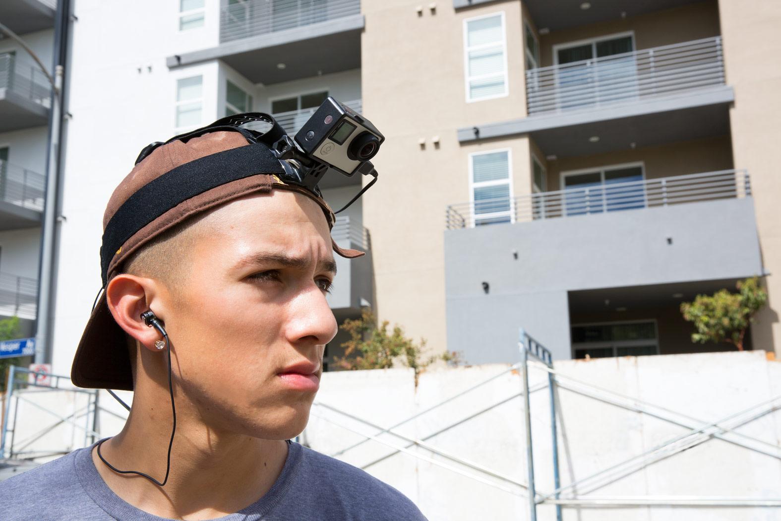 Roland präsentiert das WEARPRO Mic für GoPro