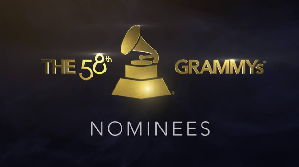 58. Grammy Awards – die Nominierungen!