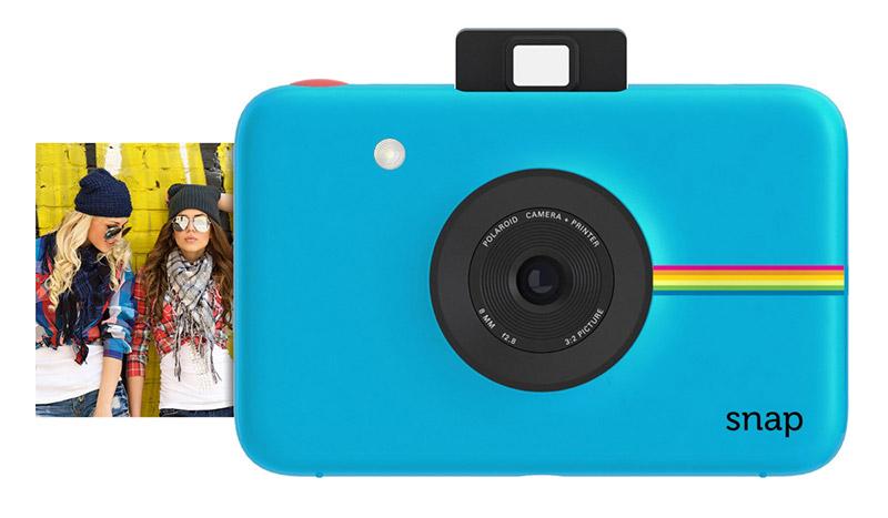 Polaroid Snap Bild Sofort