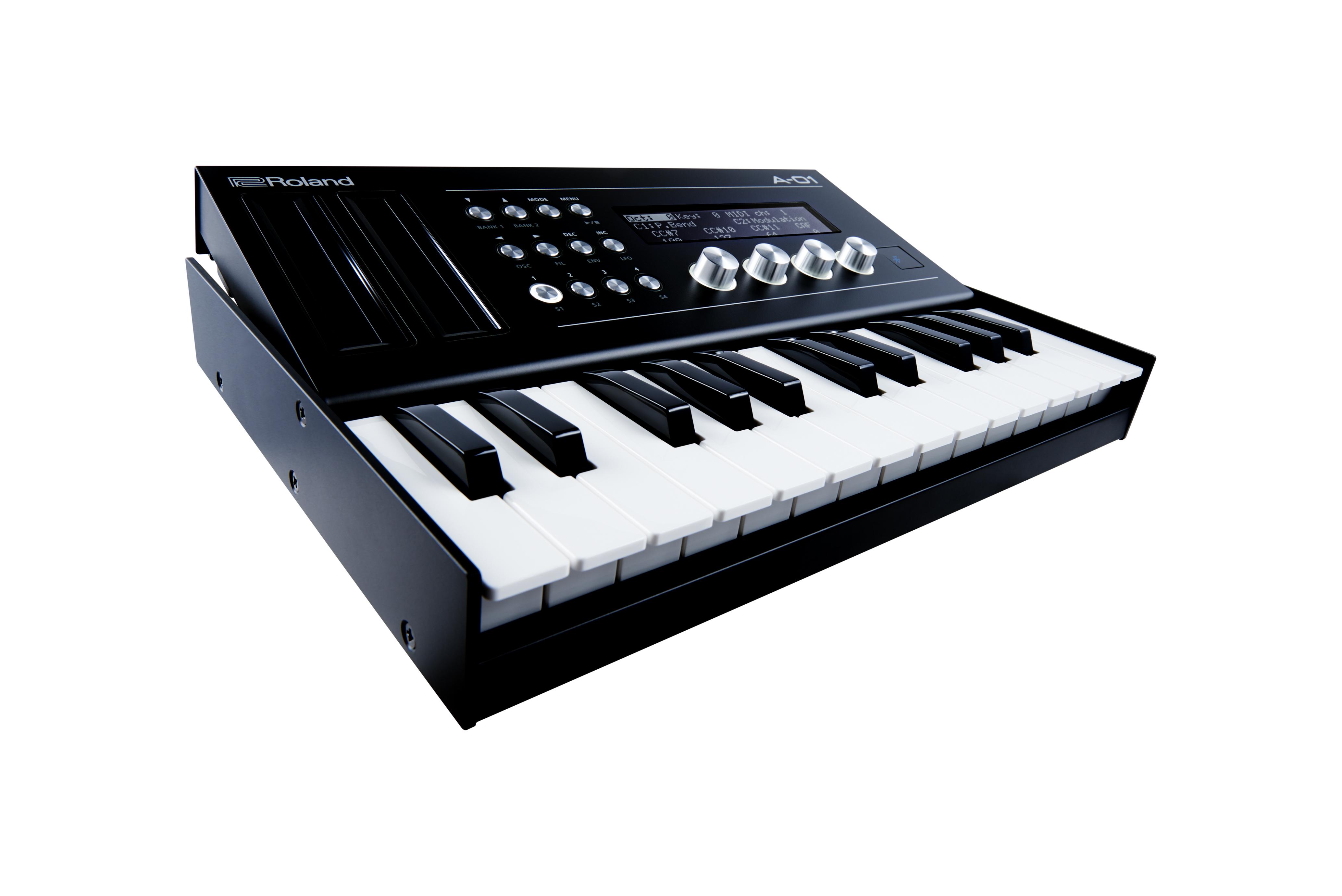Roland präsentiert den A-01 MIDI Controller
