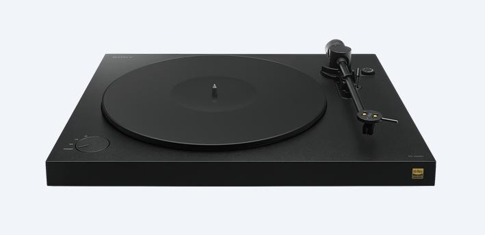 Sony stellt den Plattenspieler PS-HX500 vor