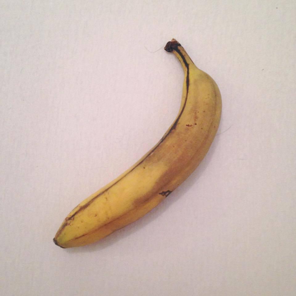 Holt euch die erste und einzige Berghain-Banane