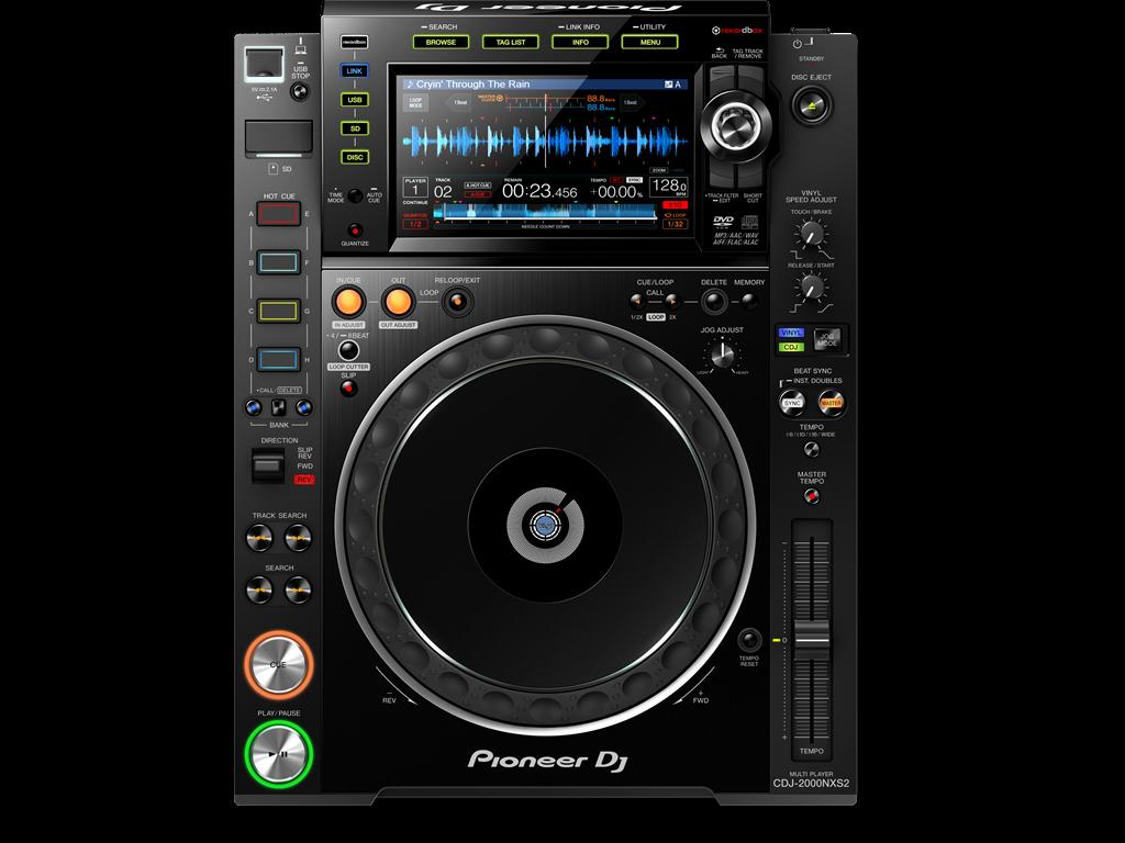 Pioneer CDJ-2000NXS2 – hier sind alle Infos und der Preis