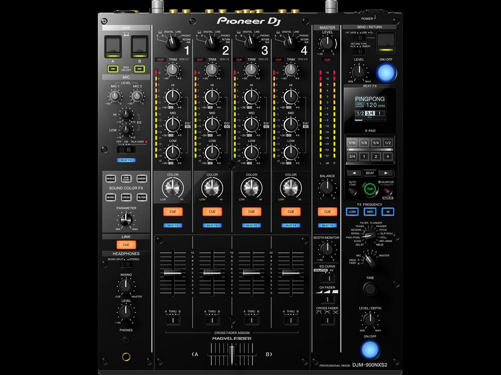 Pioneer DJM-900NXS2 – hier sind alle Infos und der Preis