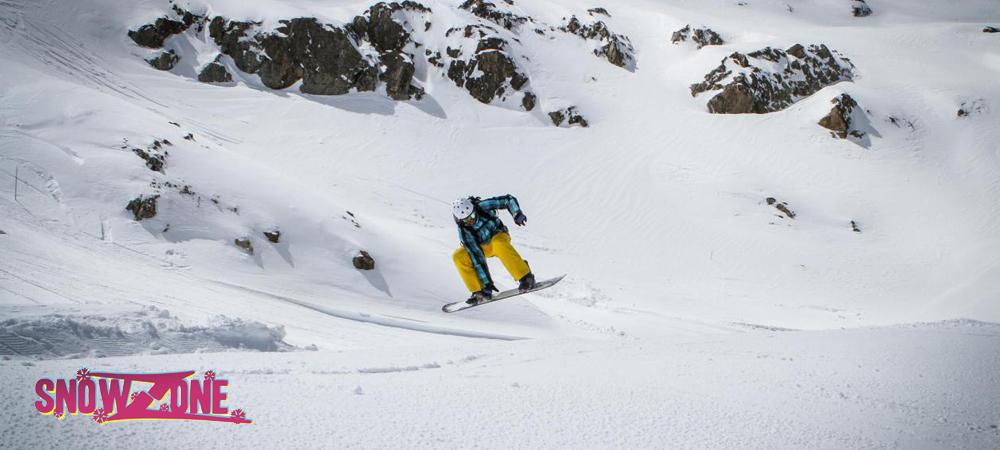 SnowZone – Les Deux Alpes bittet zum Tanz