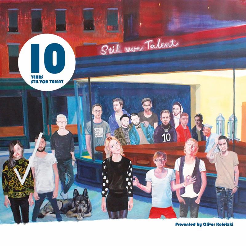 10 Years Stil vor Talent – das Berliner Label bedankt sich mit Compilation