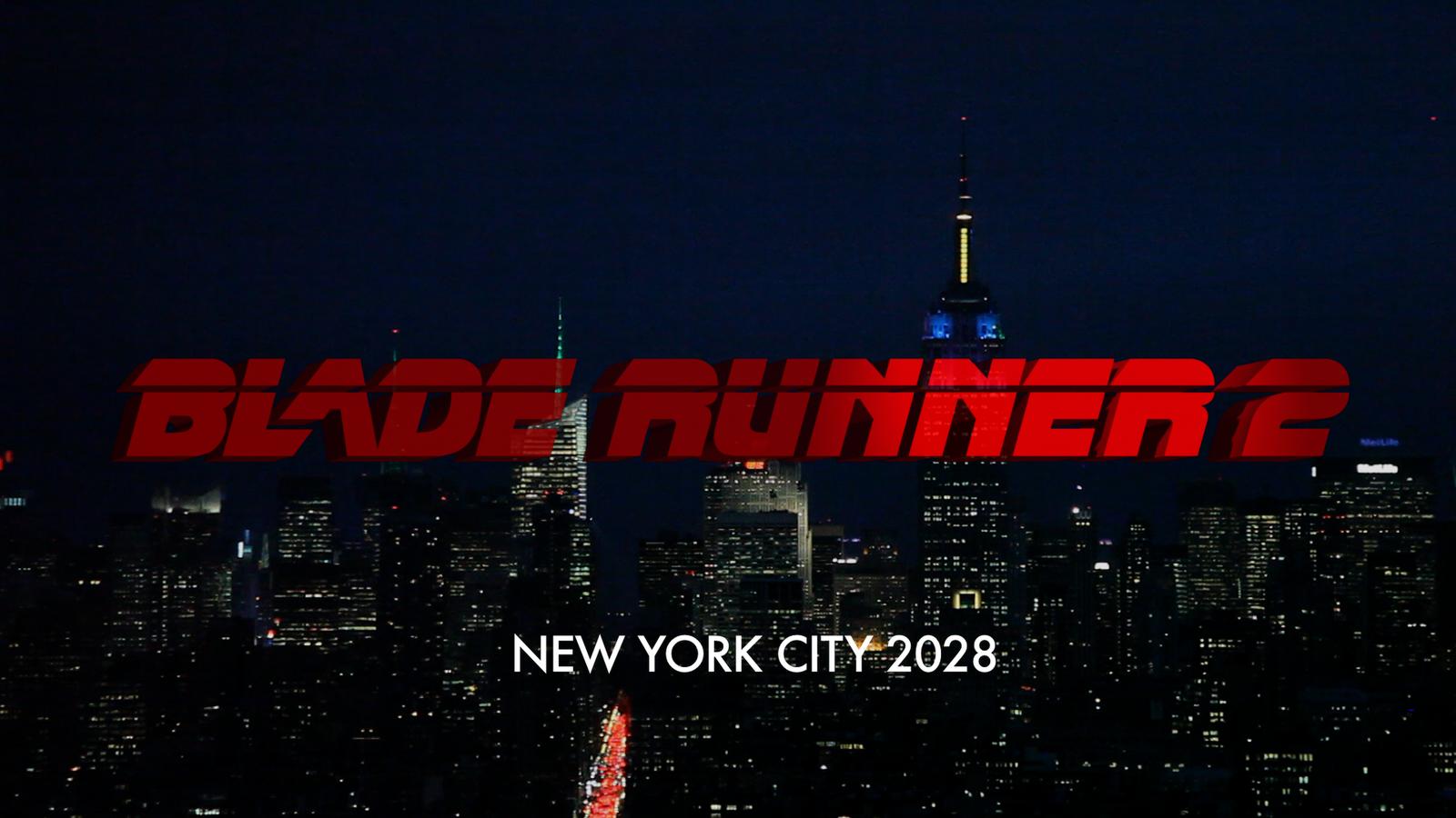 Blade Runner 2 kommt – Starttermin steht fest