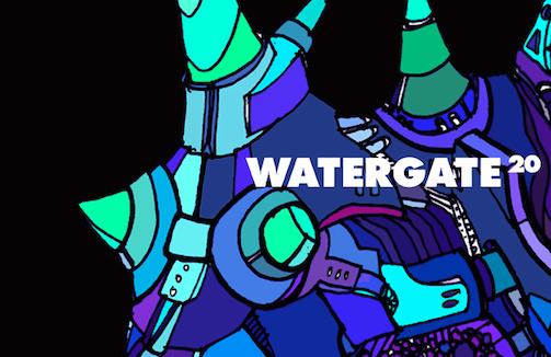Runde Sache – Watergate veröffentlicht Nummer 20 der Mix-Serie