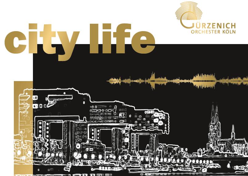 City Life – ein Abend für Kammerorchester und digitale Elektroniker
