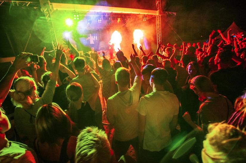 Nützliche Tipps Vom Tüv Nord Gegen Unwetter Auf Einem Festival
