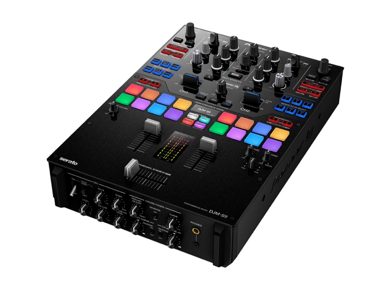 Pioneer DJM-S9 – Kunterbunter Elitekämpfer