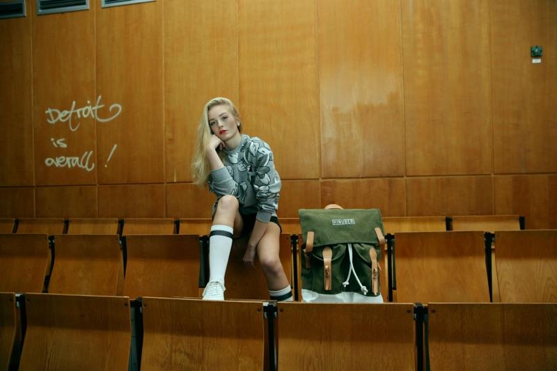 Hinüber Rucksack – Stauraum für unterwegs