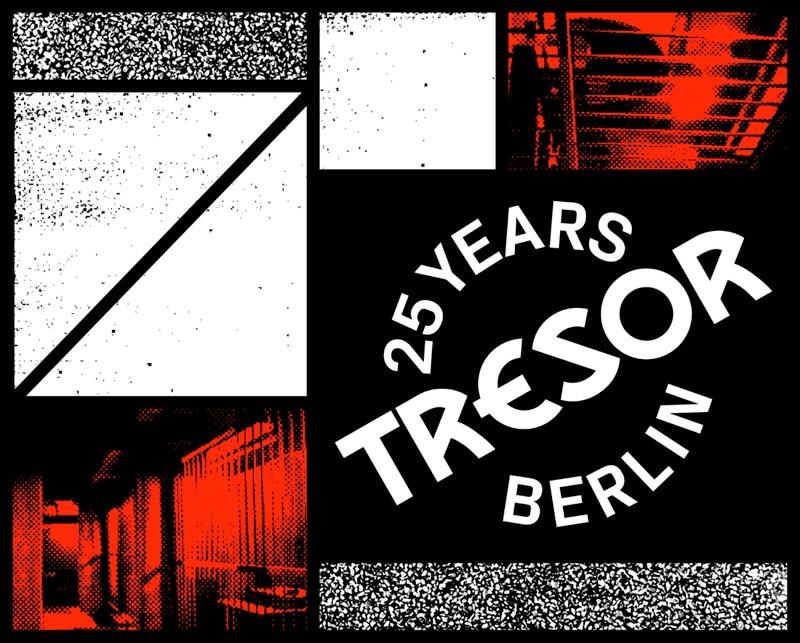 Tresor startet im März die Feierlichkeiten zum 25. Geburtstag