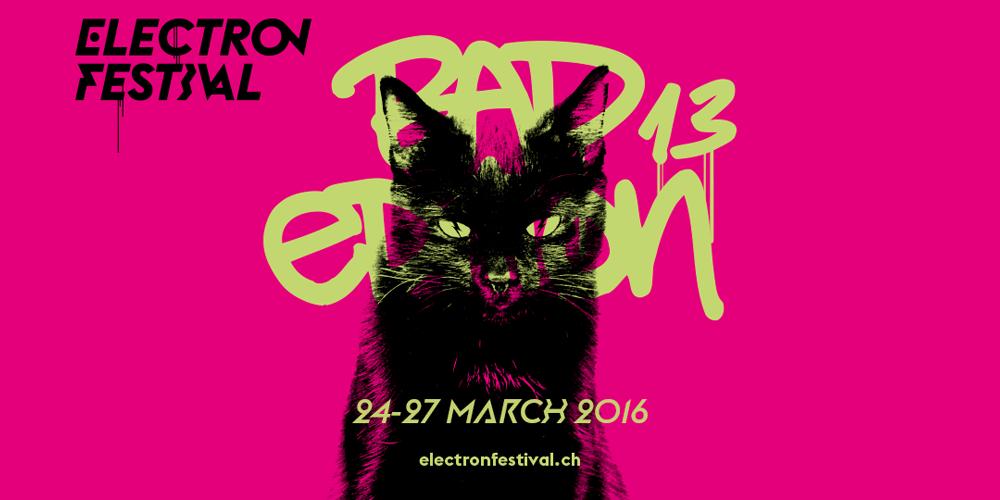 Zwischen Rave und Avantgarde: das Electron Festival in Genf