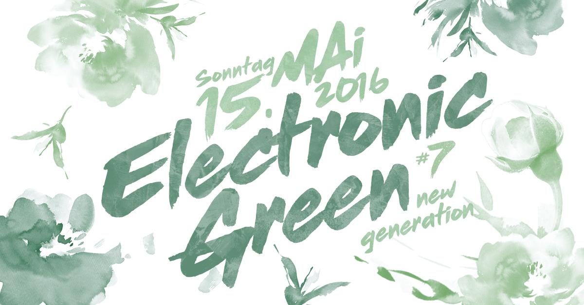 Electronic Green Festival – das verflixte siebte Jahr