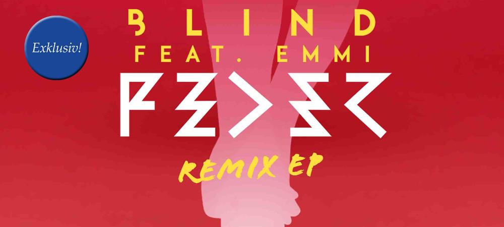 Exklusive Premiere: Feder – Blind feat. Emmi (Danielle Diaz Remix)
