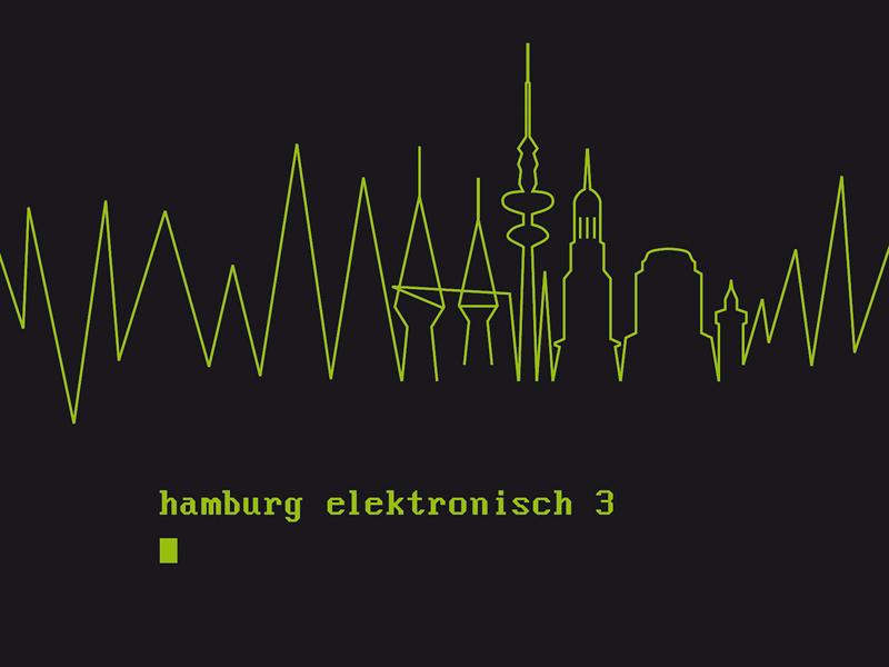 """Hafendiskos dritter Streich: """"Hamburg Elektronisch Vol. 03"""""""