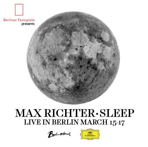 """Max Richter führt achtstündiges Musikstück """"Sleep"""" in Berlin auf"""