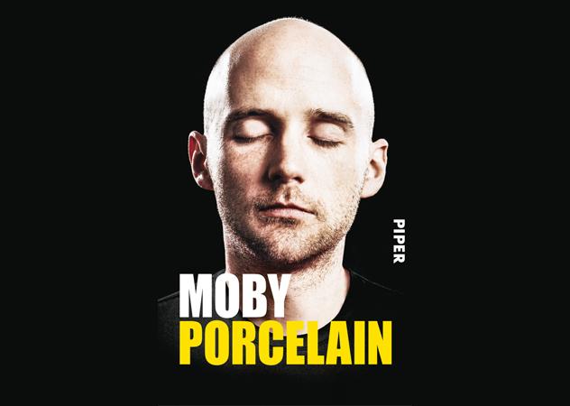"""Moby geht unter die Schriftsteller: """"Porcelain"""""""