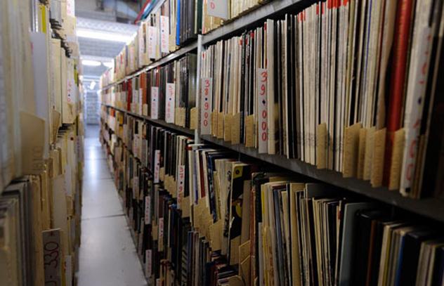 Radio France verkauft einen Teil seines Vinylarchivs