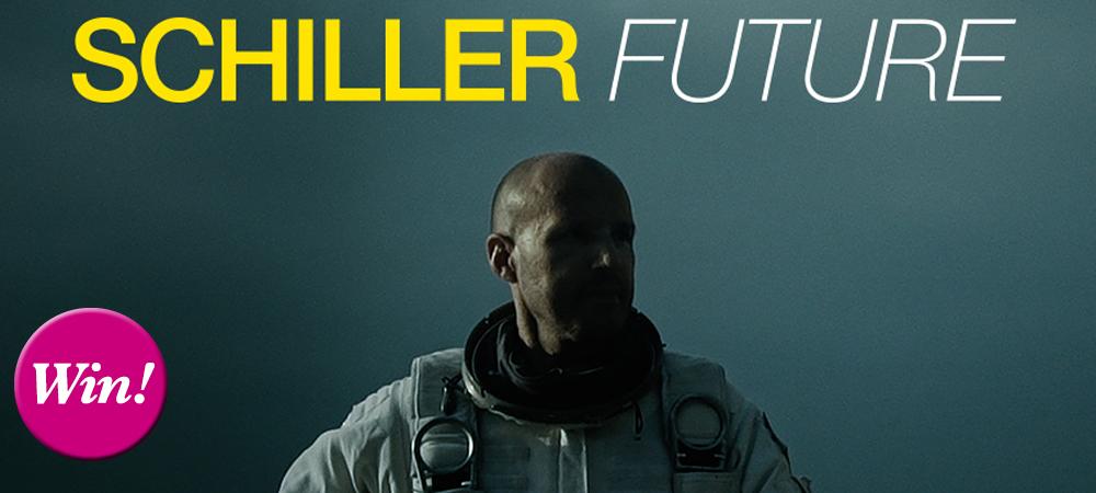 """Mit Schiller in die Zukunft – neues Album """"Future"""" jetzt erhältlich!"""