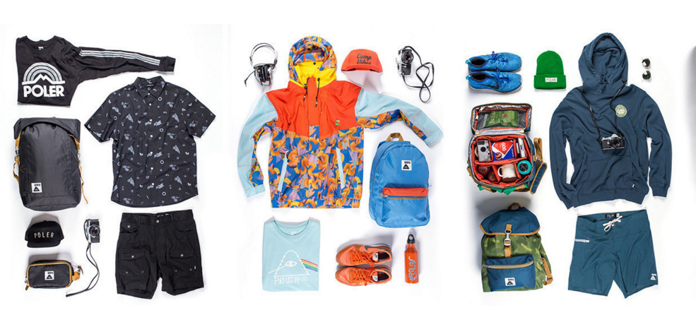 Poler Stuff – Frühjahr/Sommer-Kollektion erhältlich