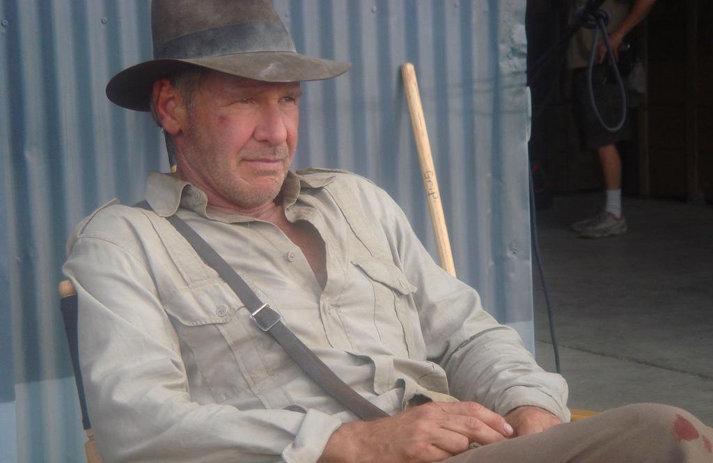 Spielberg & Ford wieder vereint – Indiana Jones kehrt zurück