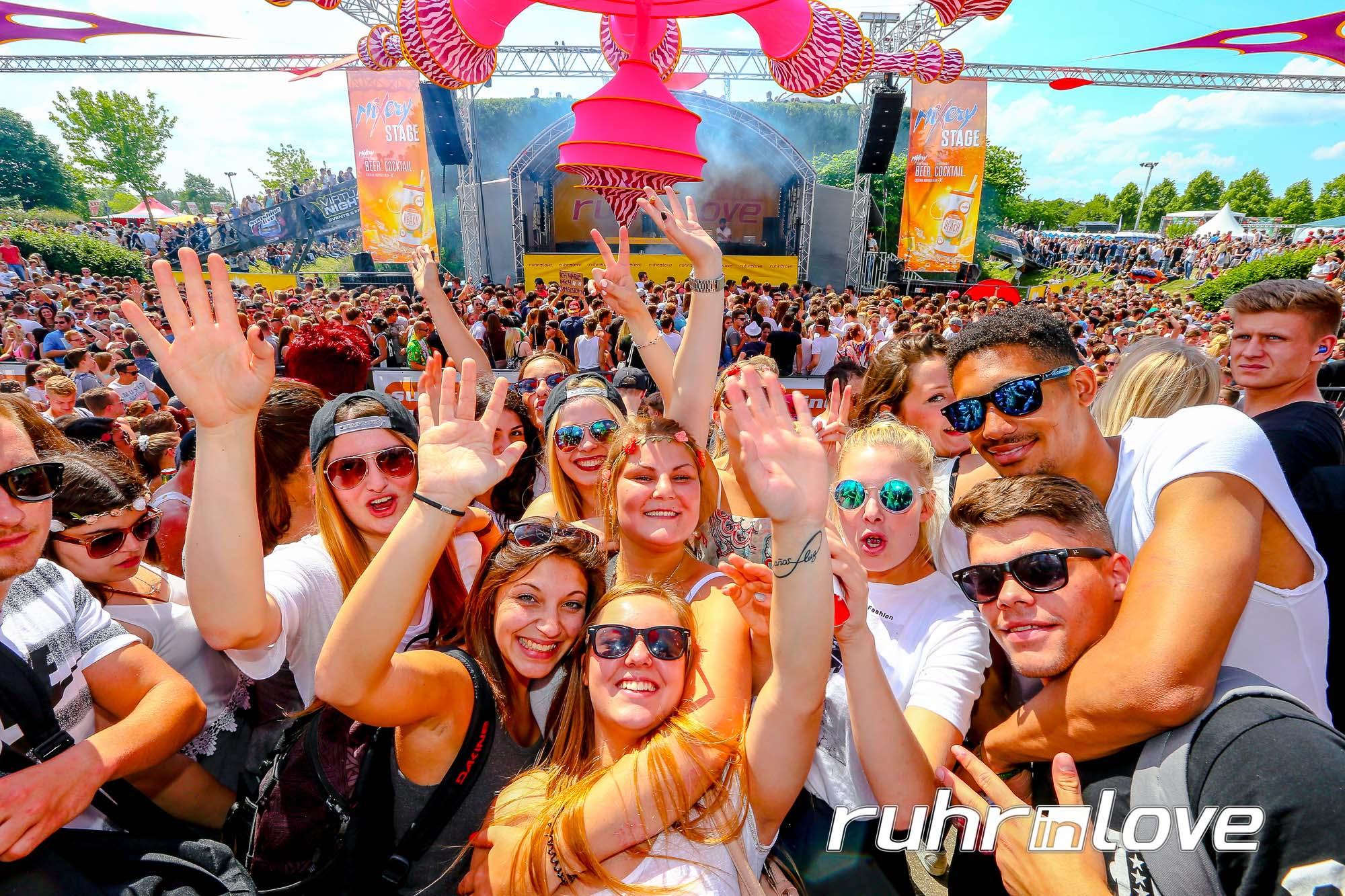 Ruhr-in-Love 2016 – erste Infos zum elektronischen Familienfest