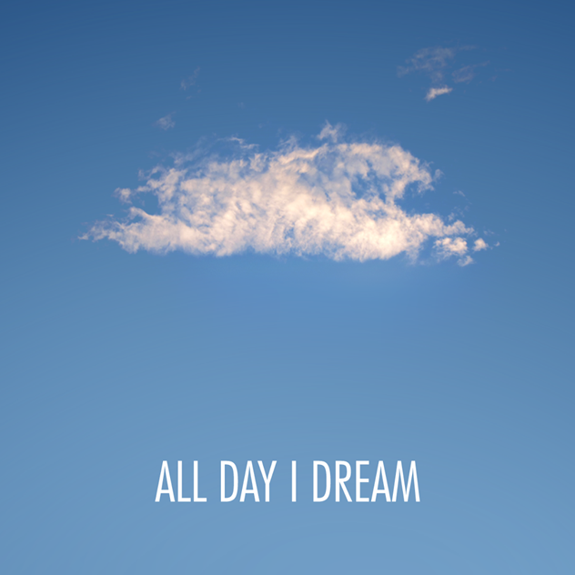 All Day I Dream – zurück auf die Terrasse vom Studio 338 in London