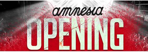 """Ibiza: Amnesia zieht Opening vor & """"We Love"""" wieder im Space"""