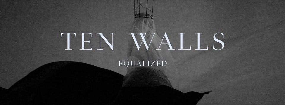 Ten Walls kommt wieder – Europa- & Asientour startet Mitte April
