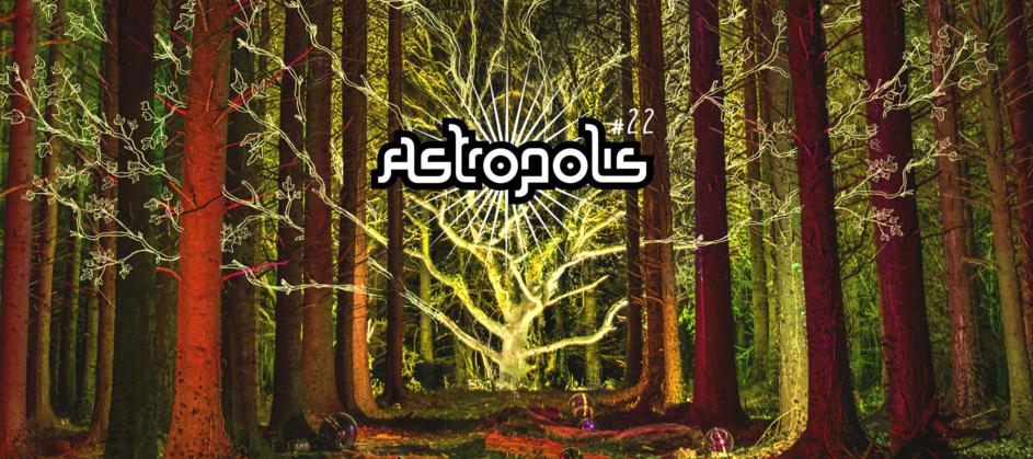 Festival in rauer Landschaft – Astropolis wird 22