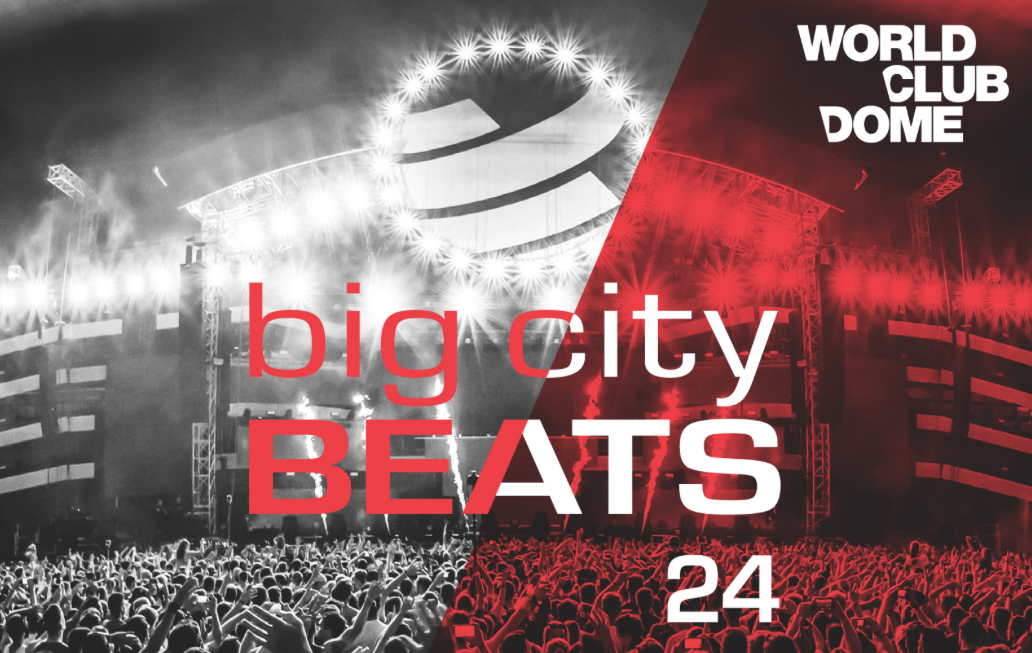 Big City Beats Vol. 24 – hier kommt die WORLD CLUB DOME Edition!