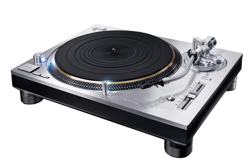 Technics veröffentlicht Details zum neuen Plattenspieler SL-1200G