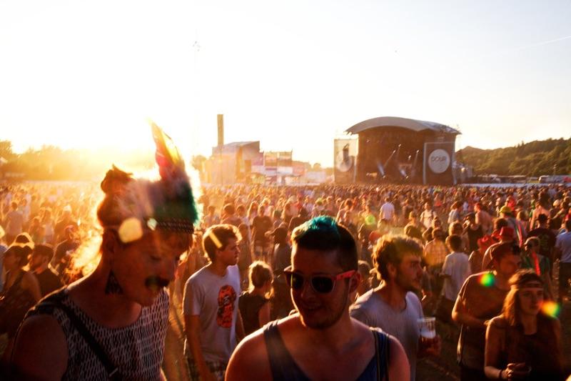 Dour Festival 2016 – Belgien bebt!