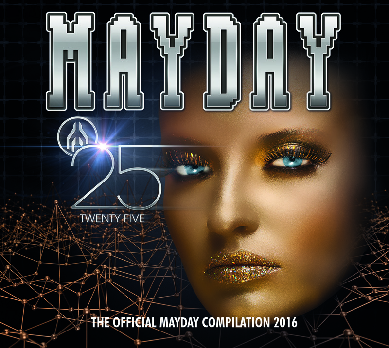 """Mayday 2016 – Twenty Five"" – die Compilation zum Event"