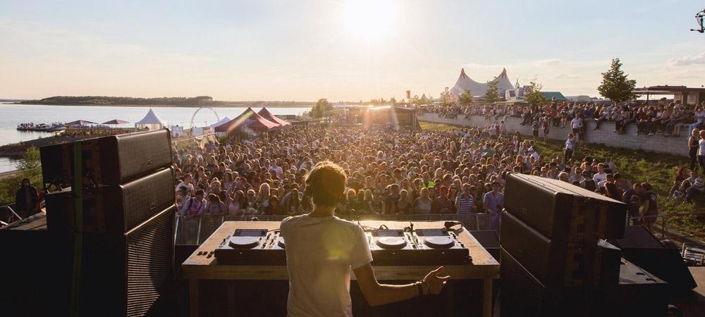 Cherry Beach Festival 2016 – die süßeste Strand-Party