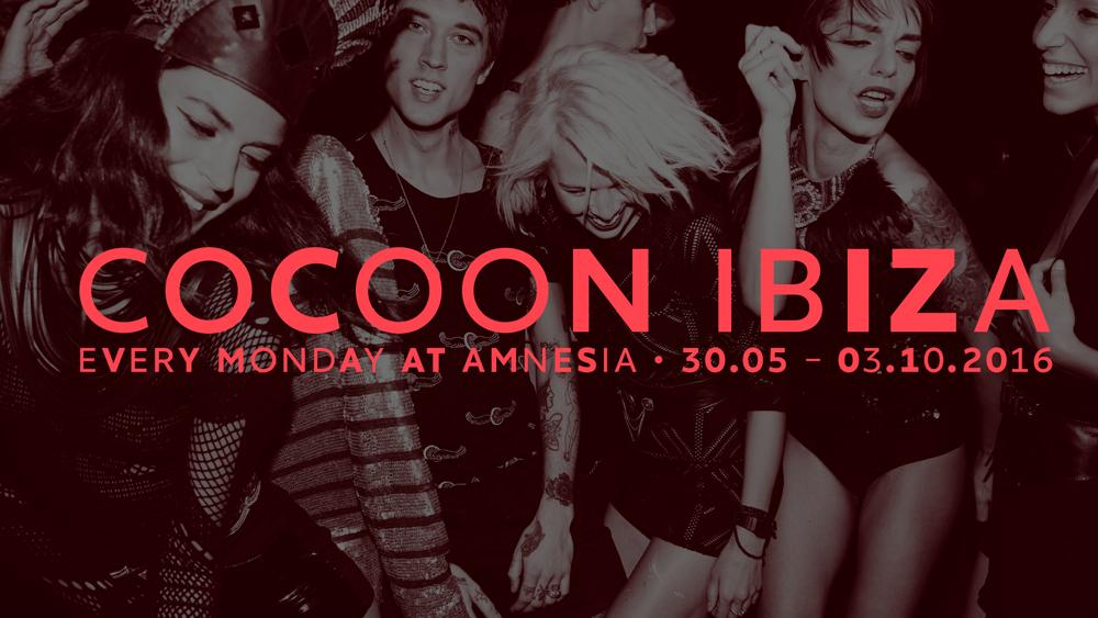 Sven Väth präsentiert die ersten Acts für die Cocoon-Ibiza-Saison 2016