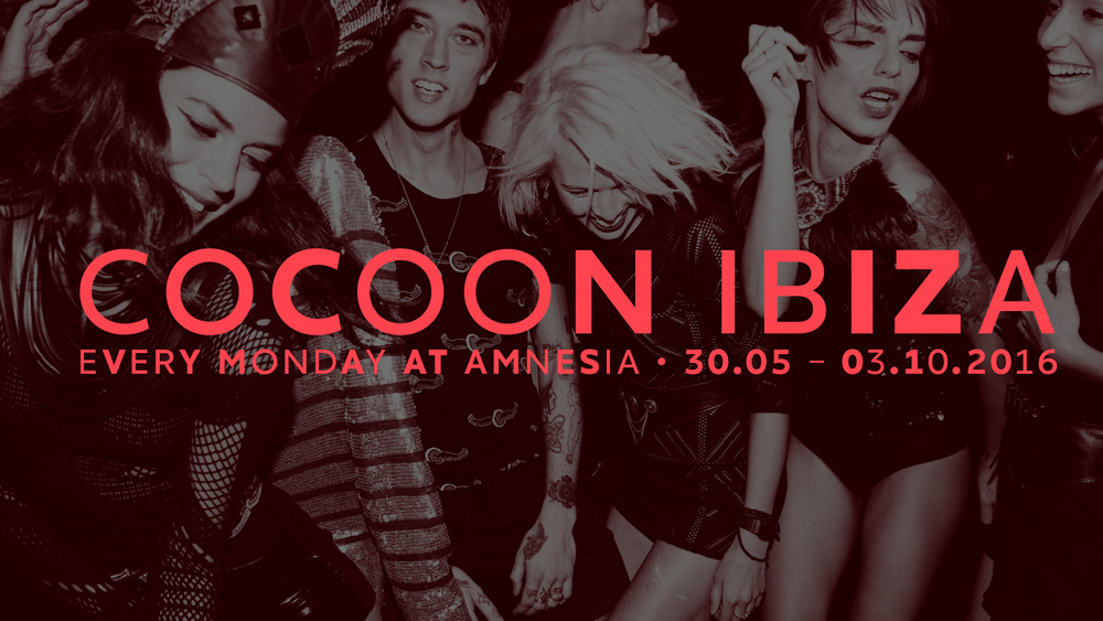 "Carl Craig und Sonja Moonear mixen ""Cocoon Ibiza"""