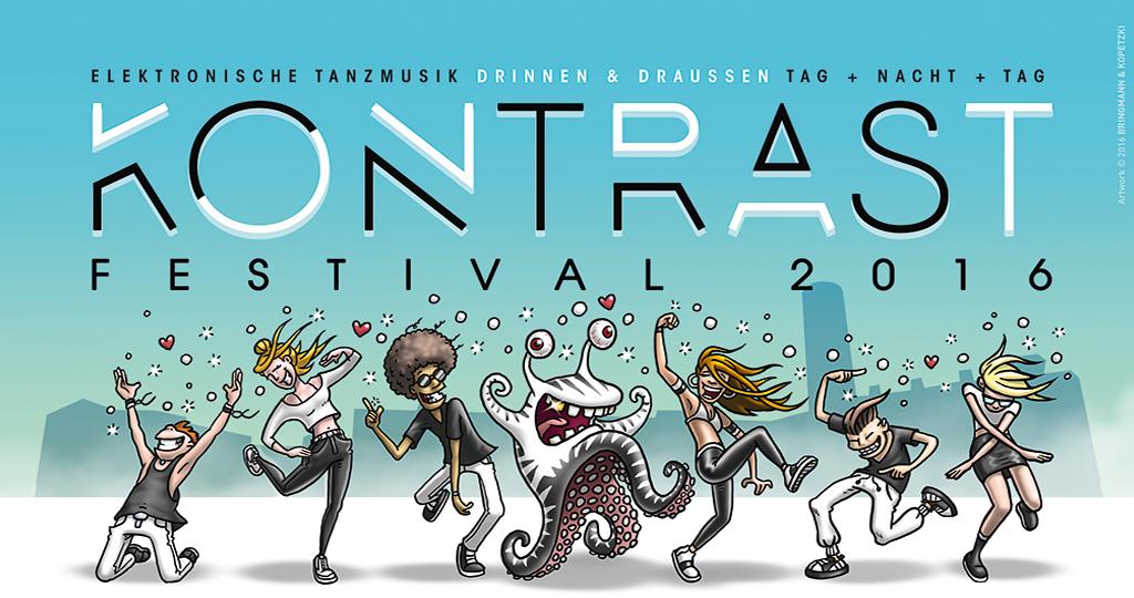 Kontrast Festival – der Kontrast zur gewöhnlichen Sommermusik