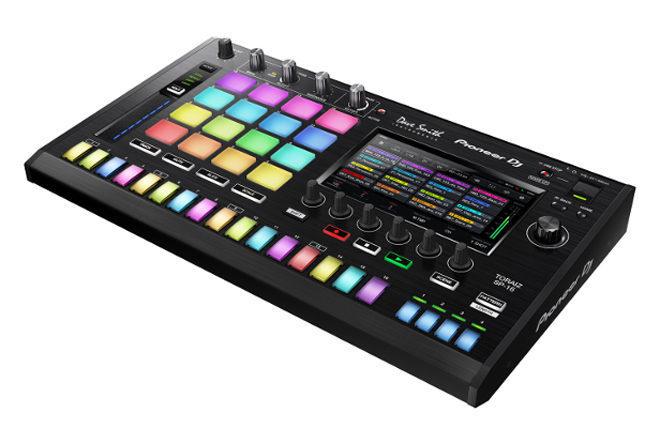 Pioneer DJ und DSI präsentieren den Sampler Toraiz SP-16