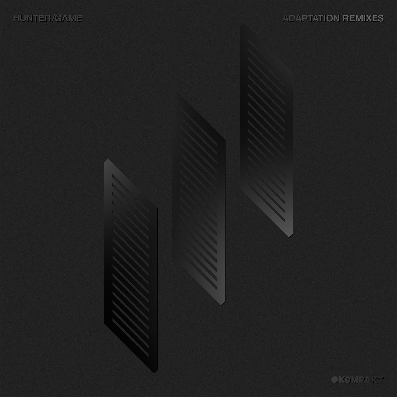 """Kompakt veröffentlicht """"Adaptation Remixe"""" von Hunter/Game"""