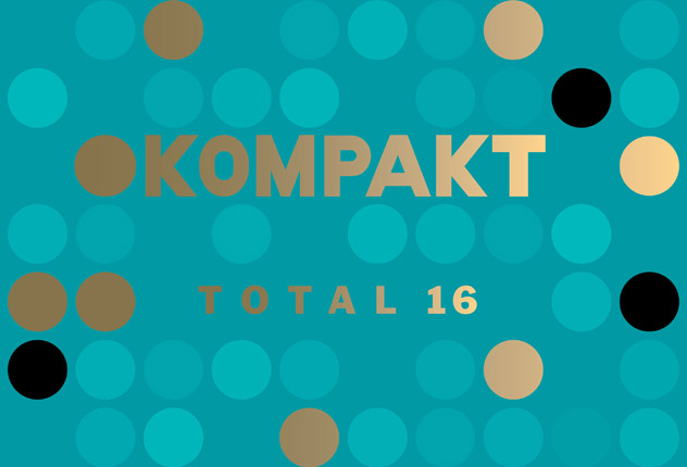 V.A. – Total 16 (Kompakt Records)