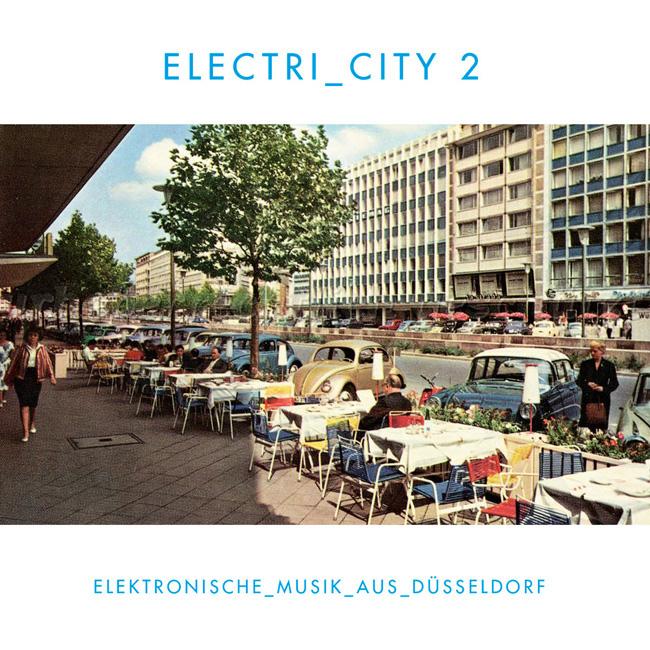 """Noch mehr elektronische Musik aus Düsseldorf: """"Electri_City 2"""""""
