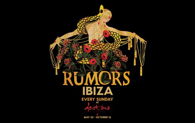 """Kein Gerücht: Guy Gerber kehrt mit """"Rumors"""" zurück nach Ibiza"""