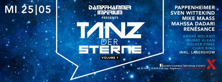 Dampfhammer Imperium: Das war Tanz der Sterne
